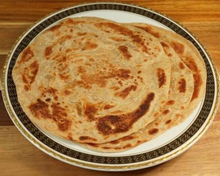 Индийские лепешки. Рецепт приготовления
