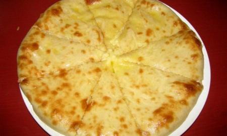 Приготовление осетинских пирогов. Вкусно и просто