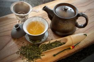 Тайная сила зелёного чая